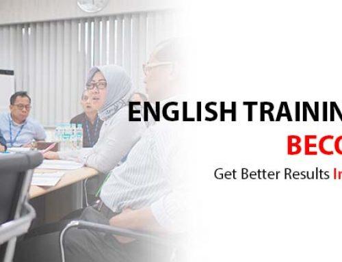 English Training Employees