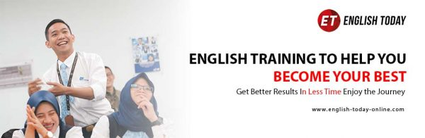 Bahasa Inggris training karyawan