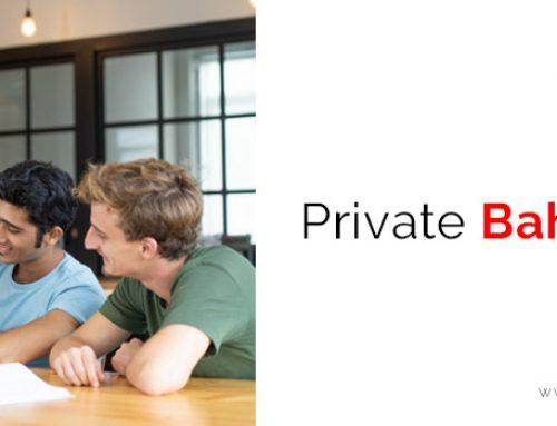 Private Bahasa Inggris