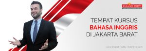 belajar bahasa Jakarta barat
