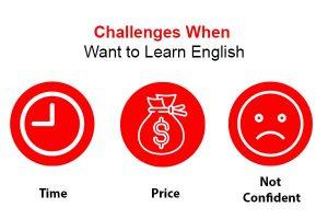 Tantangan Belajar Bahasa inggris