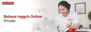 bahasa inggris online private