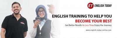 English Today Teacher Training