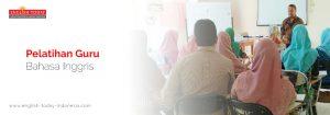 Online English teacher training