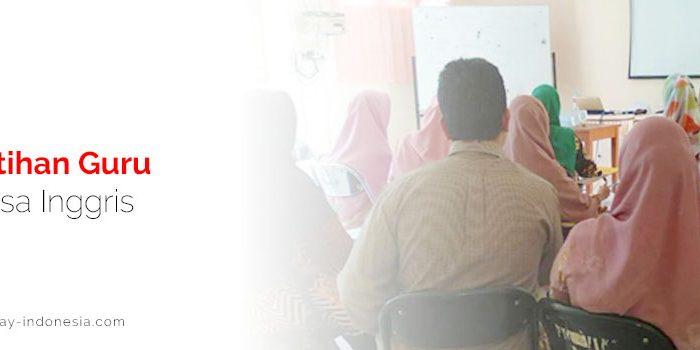 Training Bahasa Inggris karyawan