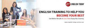 English teacher Tangerang
