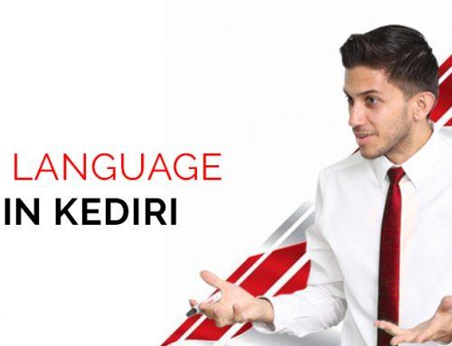 English language course in Kediri