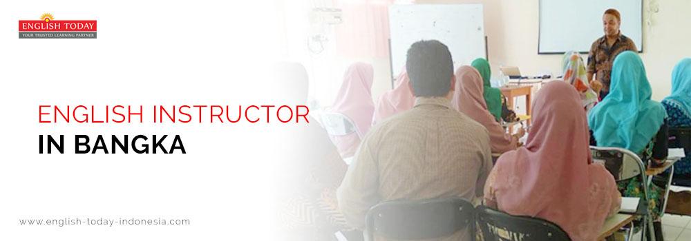 English Teacher Bangka