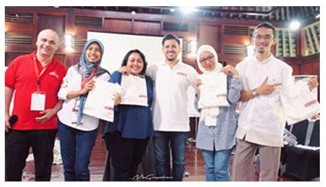 Kursus Bahasa Inggris Padang