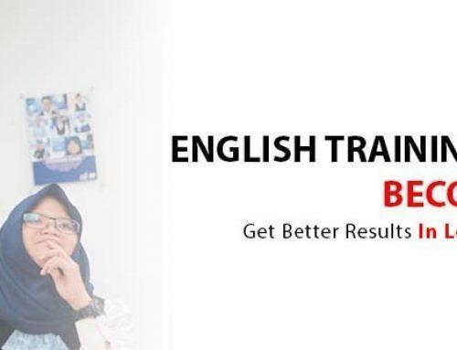Jakarta Employee English Training