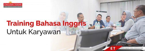 kursus bahasa inggris untuk karyawan