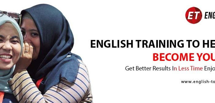 Corporate English Training Employees